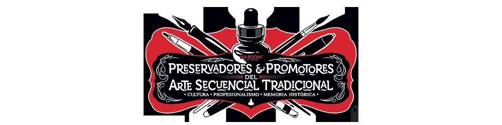 Preservadores y Promotores del Arte Secuencial Tradicional