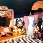 """Entrevista en el legendario programa infantil """"Caritele"""" de TV Azteca con Adriana de Castro."""