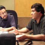 """Entrevista en Radio Educación, """"El Fin Justifica los Medios""""."""