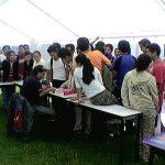 En el 2004, impartimos una conferencia en la Universidad de Tulancingo.