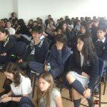 Fuimos invitados a impartir una conferencia en Columbia-School, nos fue de maravilla.