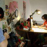 """Nos entrevistaron para """"Mundo Ejecutivo"""", por Proyecto 40, para hablar de la importancia de las Mascotas y Comics Publicitarios, la entrevista fue en sus instalaciones y después vinieron al estudio a grabar aspectos para ilustrar la entrevista."""