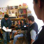 Entrevista en nuestro Estudio para el canal 28 de Cadena Tres.