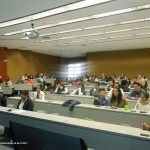 """Fuimos invitados a través del programa """"Pasión por la lectura"""", al Tecnológico de Monterrey, Campus Estado de México, (Carrera de Ciencias Sociales y Humanidades) para dar una conferencia sobre el cómic y el desarrollo de guiones y personajes. La genial Maestra Mercedes Carballoso nos presentó y nos trató de maravilla."""