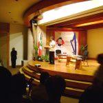 """Y para finalizar el Sr. Carlos Kasuga Osaka, Presidente del Consejo Directivo de la Empresa """"Yakult"""", dió una conferencia Magistral sobre Calidad y Productividad Japonesa para las pequeñas y medianas empresas en México, Estuvo...¡INCREÍBLE!!!"""