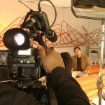 """Óscar González Loyo asistió como invitado a la grabación del programa """"Entre lo Público y lo Privado"""", con Andrés Roemer y Fernanda Tapia, de Proyecto 40."""