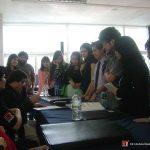 Los K! fuimos invitados al TECMILENIO Campus Ferrería, para dar una conferencia a los alumnos de Diseño.
