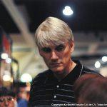 Mike Richardson fundador y editor de Dark Horse.