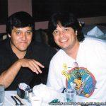Óscar González Loyo con Phil Yeh.