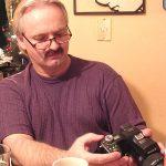 Jonathan Reed, quien experimentó un contacto extraterrestre y obtuvo un brazalete. Se volvió casi parte de nuestra familia y cada año nos visita.
