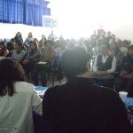 Nuestra octava participación, ahora en la Universidad Insurgentes Plantel Norte, en Abril del 2013.