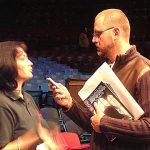 Susy Romero entrevistada por su participación en el cómic de Blue Demon Jr.