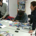 Los K! fuimos a Toluca a las instalaciones de nuestros amigos de Staedtler, ya que en ese tiempo estábamos preparando un proyecto en conjunto. Y aunque ya conocíamos sus productos, pues los usamos a diario, nos mostraron otros que querían promover entre los artistas y diseñadores.