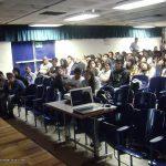 Nuestra primera participación fue en la FES Aragón en Febrero del 2013.