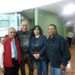 """Aquí con Yohanan Díaz Vargas, un día antes de la entrevista a Óscar González Loyo en el programa de """"Nueva Consciencia"""" de Tercer Milenio."""