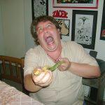Javier Rivero, excelente director y actor de doblaje con amplia trayectoria. Voz de Jar Jar, La vaca la del pollito, entre muchas otras, aunque ya hoy en día, es parte de ¡Ka-Boom! Estudio y de los Preservadores, en su caso, del doblaje Mexicano.