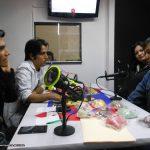 Los K! estuvimos junto con otros invitados, en el programa de radio Boomerang City, conducido por Roy Cortés, estuvimos muy a gusto y agradecemos mucho a Emma Sánchez por invitarnos.