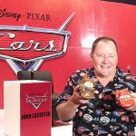 John Lasseter, mente creativa de Pixar y el nuevo Disney.