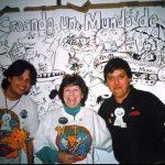 Phil Yeh, trajo a México para la Conque, a Lou Harrison, hermana del Beatle George Harrison (q.e.p.d.), todos vinieron al Estudio a cenar y la pasamos increíble, nos firmó todos nuestros CDs de nuestros ídolos los Beatles.