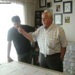"""¡Ka-Boom! Estudio colaboró con la empresa de Don Fernando Ruíz. Anim-Art, realizando los personajes, el storyboard y layouts de la película , """"Balam el Príncipe Maya""""."""