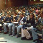 Nuestra tercera participación fue en la UAM- Xochimilco, en Marzo del 2013.