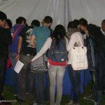 Nuestra cuarta participación, ahora en la Universidad Latinoamericana, plantel Tlalnepantla, en Marzo del 2013. Como de costumbre, terminando la conferencia, los alumnos nos abordaron para seguir con sus preguntas y ver más de cerca nuestros portafolios.
