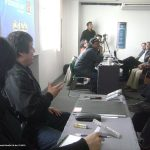 Nuestra séptima participación, ahora en la UVM plantel Tlalpan, en Marzo del 2013.