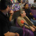 Los K! y Javier Rivero que también es parte del Estudio, fuimos invitados a una entrevista en vivo con nuestros amigos de Ciudad Radio.