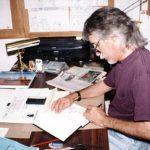 Aquí está Robert Álvarez, en Hanna Barbera, fue director de varias animaciones para el Cartoon Network, fue increíblemente amable con nosotros y nos dio una cátedra de animación de alto nivel.
