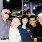 Los K! con el creador conceptual de casi todos los superhéroes de Marvel, el Maestro Stan Lee y su esposa (q.e.p.d.)