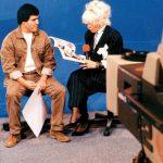 En varias ocasiones nos invitaron a Televisión por cable PCTV con Evelyn laPuente, para hablar de Karmatrón.