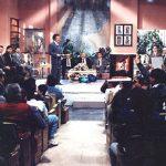 En 1993 en el programa de Nino Canún ¿Y usted qué opina? fue la locura para nosotros pues se juntó mucha gente en la XEW cuando se tocó el tema de los comics y de la problemática de la distribución en México. La sala estaba repleta de fans de Karmatrón y este programa ayudó mucho a nuestra causa.