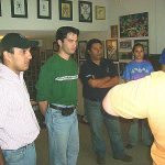 Javier Rivero, excelente actor de doblaje con una amplia trayectoria y miembro de nuestro Estudio, nos proporciona talleres para impostar la voz y sobre el doblaje.