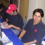 En el 2006, impartimos una conferencia en el Tec. de Monterrey, Campus Edo. de México.