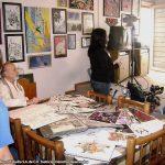 Vinieron al Estudio amigos del programa por cable de TVC., Pulpo S.A. de C.V., para hacernos una entrevista sobre Karmatrón.