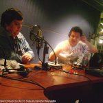 """Fuimos a las instalaciones del Grupo Imagen , donde estaba el canal 28 de la Ciudad de México, pues un buen amigo de hace años y seguidor de Karmatrón, el buen Héctor Padilla, mejor conocido como el Pada, o el Capitán Pada, nos invitó a una entrevista en su programa de radio """"La Suerte del Conejo""""."""