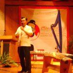 """Y para finalizar el Sr. Carlos Kasuga Osaka, Presidente del Consejo Directivo de la Empresa """"Yakult"""", dió una conferencia Magistral sobre Calidad y Productividad Japonesa para las pequeñas y medianas empresas en México, Estuvo...¡INCREÍBLE!!"""