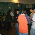 Después tuvimos un convivio con música Veracruzana.