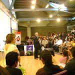 Después el Arquitecto Joel Olivares Ruíz, dió por clausurado el congreso y anunció que la Escuela Gestalt de Diseño de Xalapa ya es considerada por las autoridades educativas como Universidad.