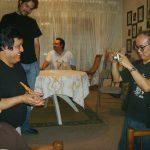 Poco después, antes de que lo lleváramos al lugar donde se hospedaba, le regalamos artesanía Huichol, lo cual le encantó. La pasamos muy bien con él, estuvo todo un día con los ¡Ka-Boones!