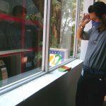 """En esa rara época de Influenza, algunos K! fuimos a las instalaciones de Canal 22, invitados por nuestro amigo el reportero Huemanzin Rodríguez, para una entrevista grabada sobre """"Karmatrón y los Transformables"""", para el noticiero """"Noticias Veintidós"""" conducido por Laura Barrera."""