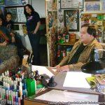 """Vinieron al Estudio para el programa matutino, """"Galería"""" de Canal 11, nuestra participación fue una de sus primeras entrevistas, un honor para nosotros."""