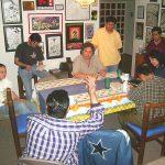 """También tuvimos la visita de Salvador Najar, quien prestara su voz a Arturo """"Grillo"""", en la Espada en la Piedra, al Tigre Toño, a la Rana René, entre muchos otros. Don Chava conoció a Walt Disney cuando era niño y es un conocedor de la industria del doblaje."""