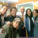 """Estuvimos nuevamente por tercera vez en Radio 1000 en el programa """"Buenos días México"""", para hablar de los comics online que nuestro Estudio está realizando, en este caso """"El Castór"""" fue quien nos entrevistó."""