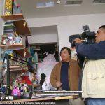 Aquí nos entrevistaron para Hechos de la Noche de TV Azteca.
