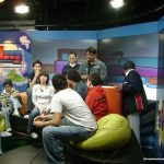 """Estuvimos en """"La Neta"""" de Efecto TV, donde nos invitaron para hablar un poco de comics y de lo que realizamos. Este programa pasaba a través de SKY y en Cablevisión en Efecto TV."""