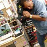 """Recibimos la visita de la producción del programa """"Una vez al día"""", de Televisión Educativa para hacernos otro reportaje sobre el cómic Mexicano y sobre la trayectoria de ¡Ka-Boom! Estudio. El programa se transmitió en el Canal Aprende- 412 de Cablevisión."""