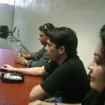 Fuimos invitados a dar una conferencia en una escuela de Valle de Santiago, Guanajuato. Nos fue excelente y al parecer les gustó a los estudiantes y les sirvió como una orientación vocacional encaminada a nuestro medio.