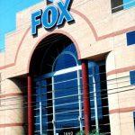 Las oficinas de Bongo Comics estaban dentro de las instalaciones de Fox en Hollywood.