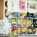 Instalaciones de Bongo Comics.